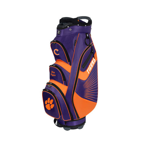 Clemson Tigers Bucket II Cooler Cart Bag by Team Effort