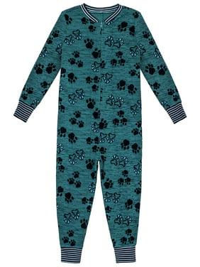 Bear Footless Pajama (Baby Boys & Toddler Boys)