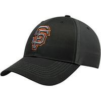 San Francisco Giants Fan Favorite Blackball Adjustable Hat - Black/Charcoal - OSFA