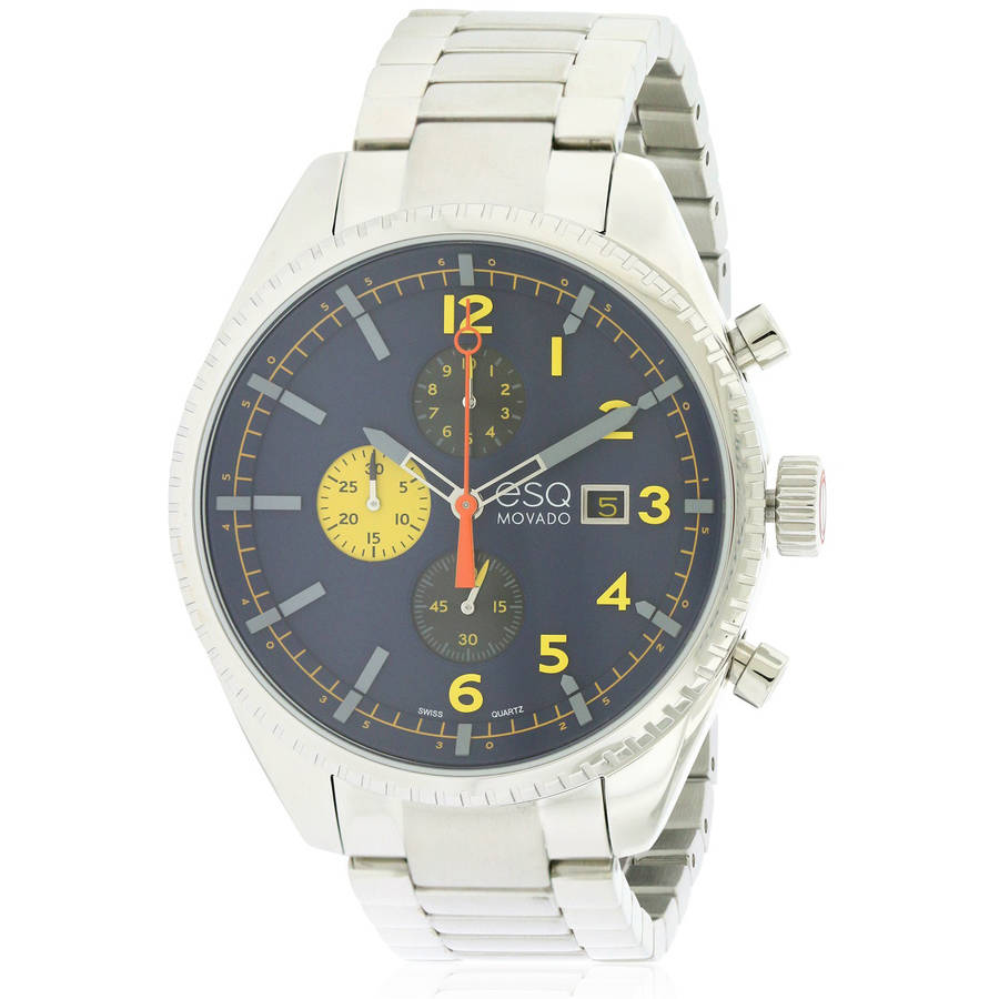 ESQ by Movado Catalyst Chronograph Men's Watch, 07301446