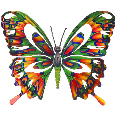 3D Butterfly Multi Metal Wall Art By Next Innovations