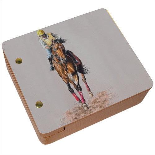 Lexington Studios Jockey Mini Decorative Storage Box