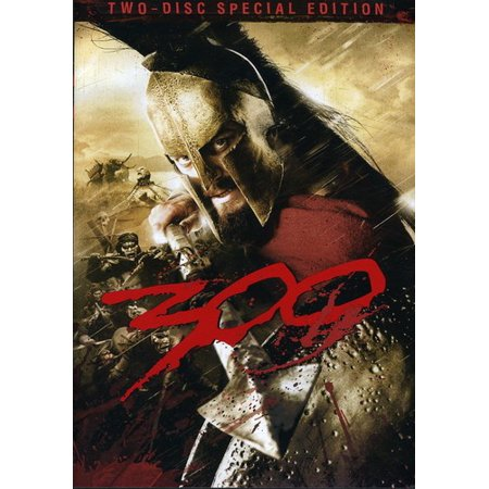 300 (DVD) - The 300 Movie