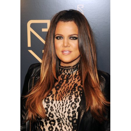 Khloe Kardashian At Arrivals For Grand Opening Of Ryu Restaurant 46 Gansevoort Street New York Ny April 23 2012 Photo By Desiree Navarroeverett Collection Photo Print