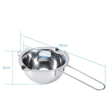 Ejoyous Butter Melting Pot, Stainless Steel Melting Pot,Stainless Steel Chocolate Butter Milk Melting Pot Pan Kitchen Cookware Tool - image 3 of 11