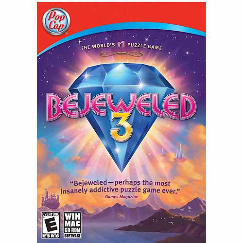 Electronic Arts Bejeweled 3 (Digital Code)