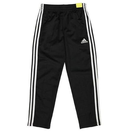 Boys Track Pants (Adidas Boys 3 Stripe Performance Track Pants (Black, Small-8))