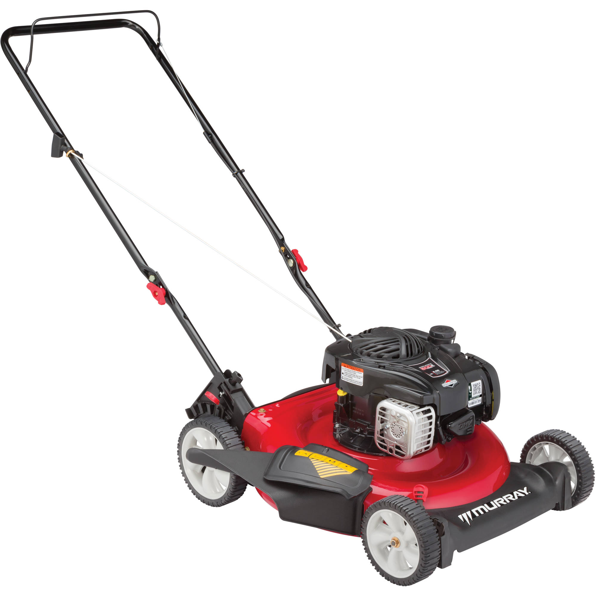 "Murray 21"" Mulching Push Mower With Side Discharge W"