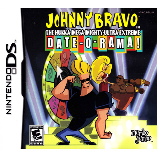 Johnny Bravo - Nintendo DS
