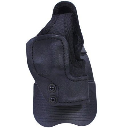 Frontline KNG Thumb Break Paddle Holster .38 Revolver with 2