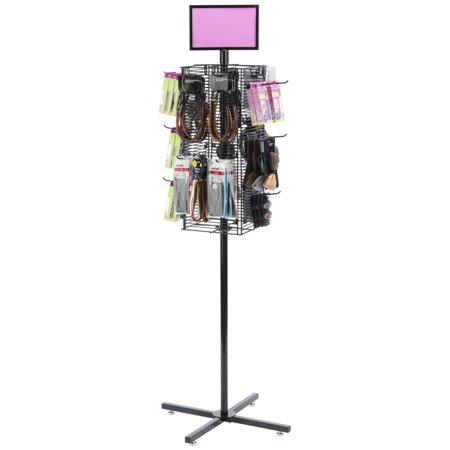 Store Grid Rack, 72