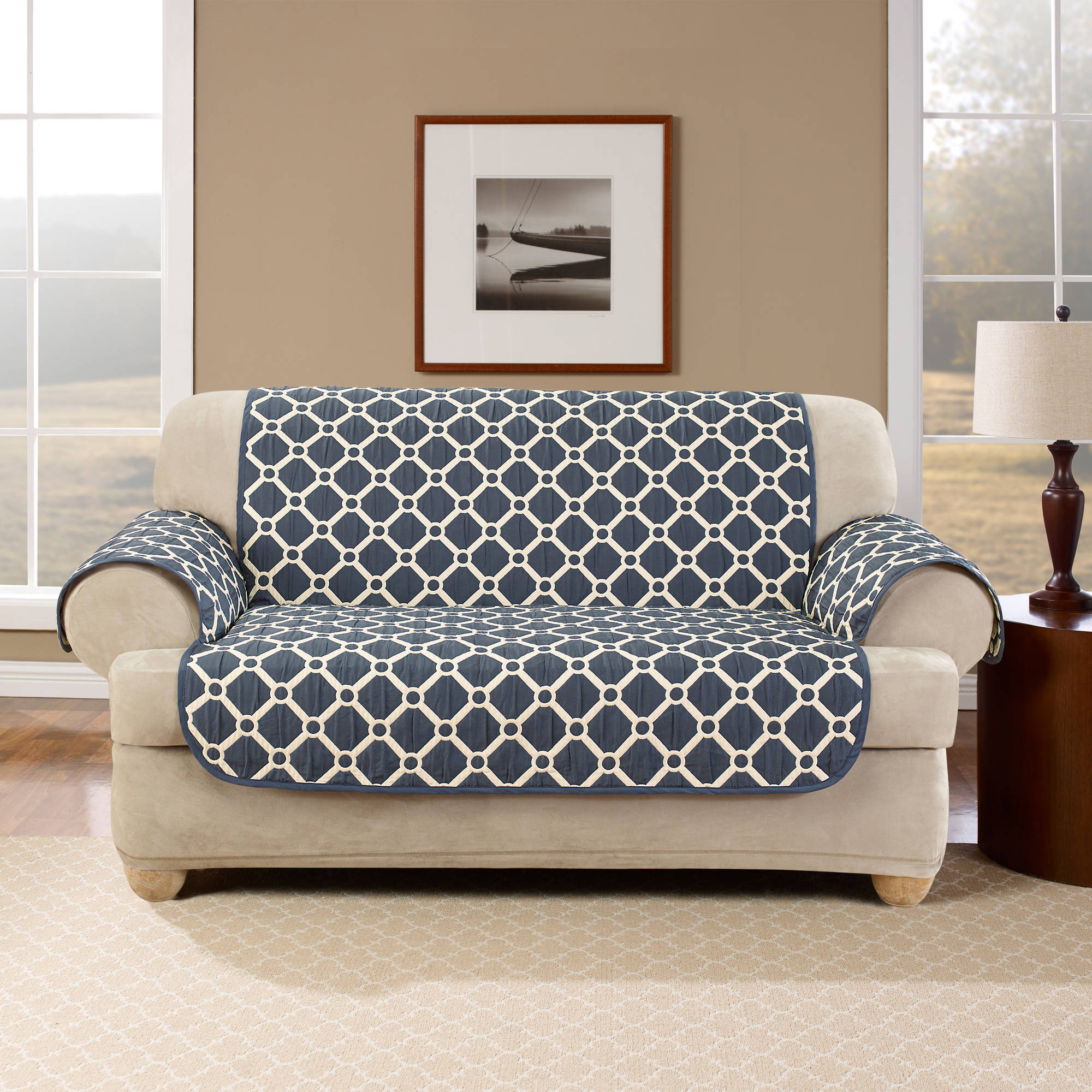 Stylemaster Peyton Reversible Couch Cover