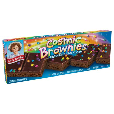 Little Debbie Cosmic Brownies - 6oz/12ct