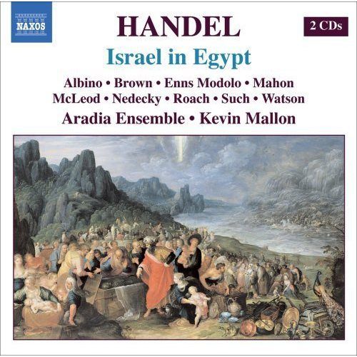 Israel In Egypt (Oratorio In Three Parts)
