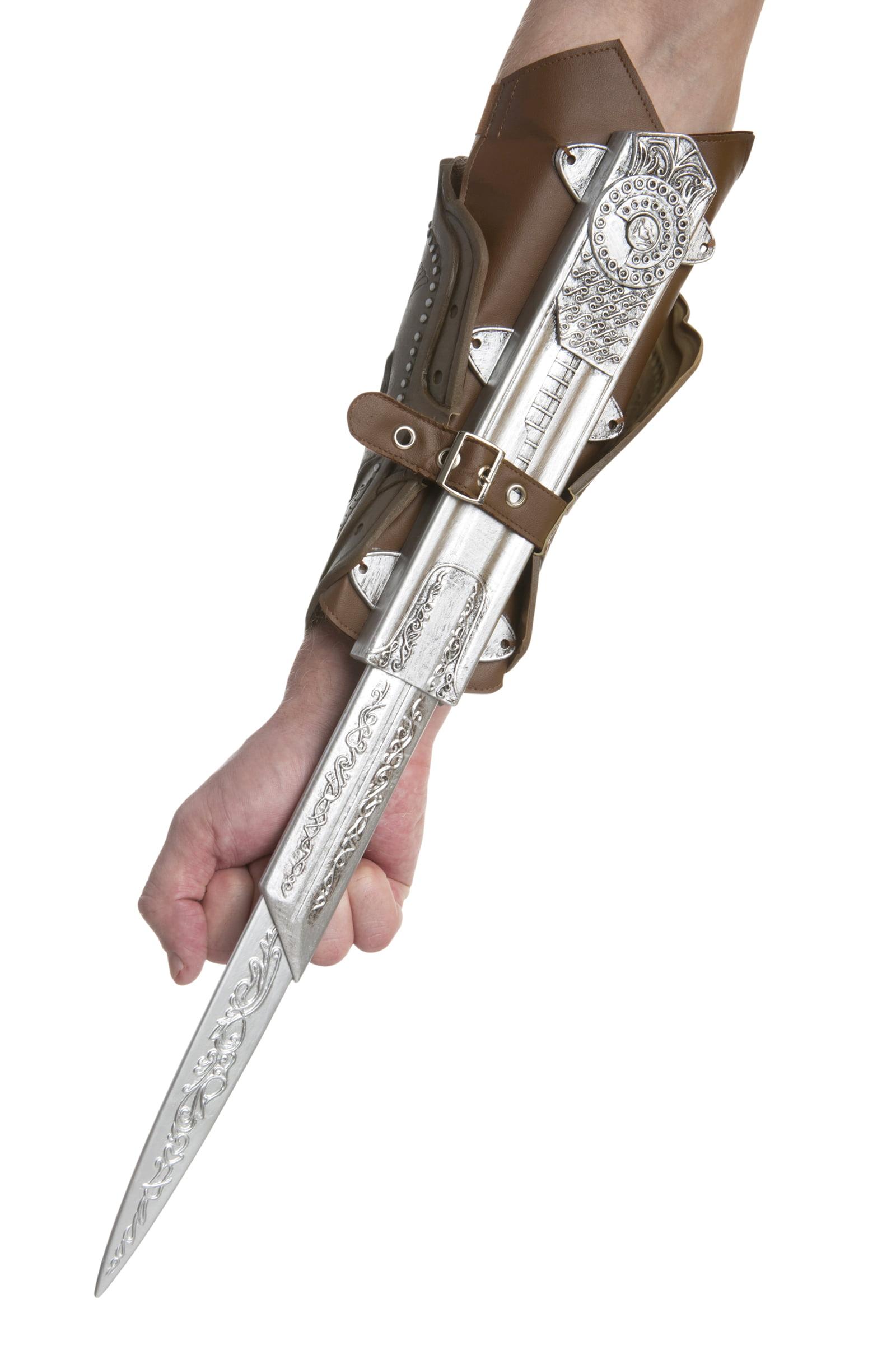 Ezio S Hidden Blade Assassin S Creed Toy Bladed Gauntlet 92099 Walmart Com Walmart Com