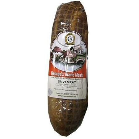 Smoked Dried Pork Shoulder, Suvi Vrat, (Georges) approx. 1.3-1.6 lb