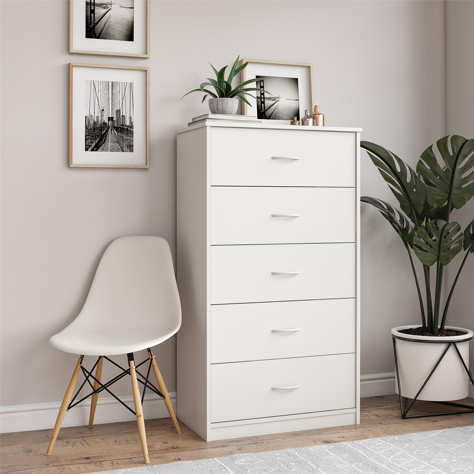 Mainstays Clic 5 Drawer Dresser