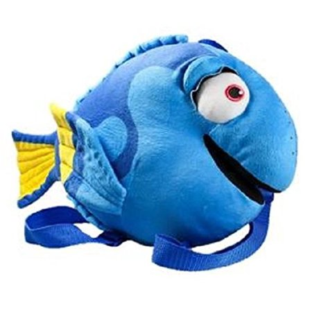 Plush Backpack - Disney - Finding Dory Toys 17  Soft Doll New 663902 Plush Doll.  Size (Approx.) ~17.5  Tall.  High Quality Product.  Licensed Products.