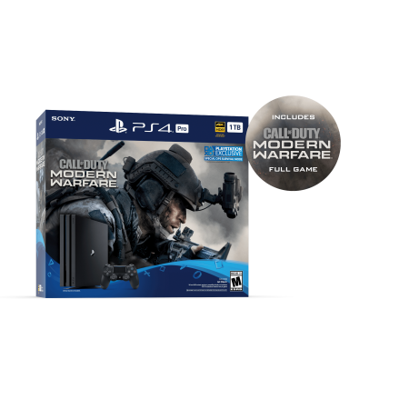 Call of Duty®: Modern Warfare Playstation®4 Pro Bundle