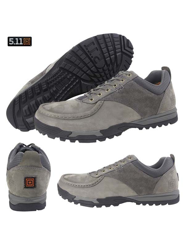 5.11* Tactical Pursuit Oxford Shoe (6.5)- Gunsmoke