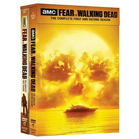 Fear The Walking Dead: Season 1 And 2 ( (DVD))