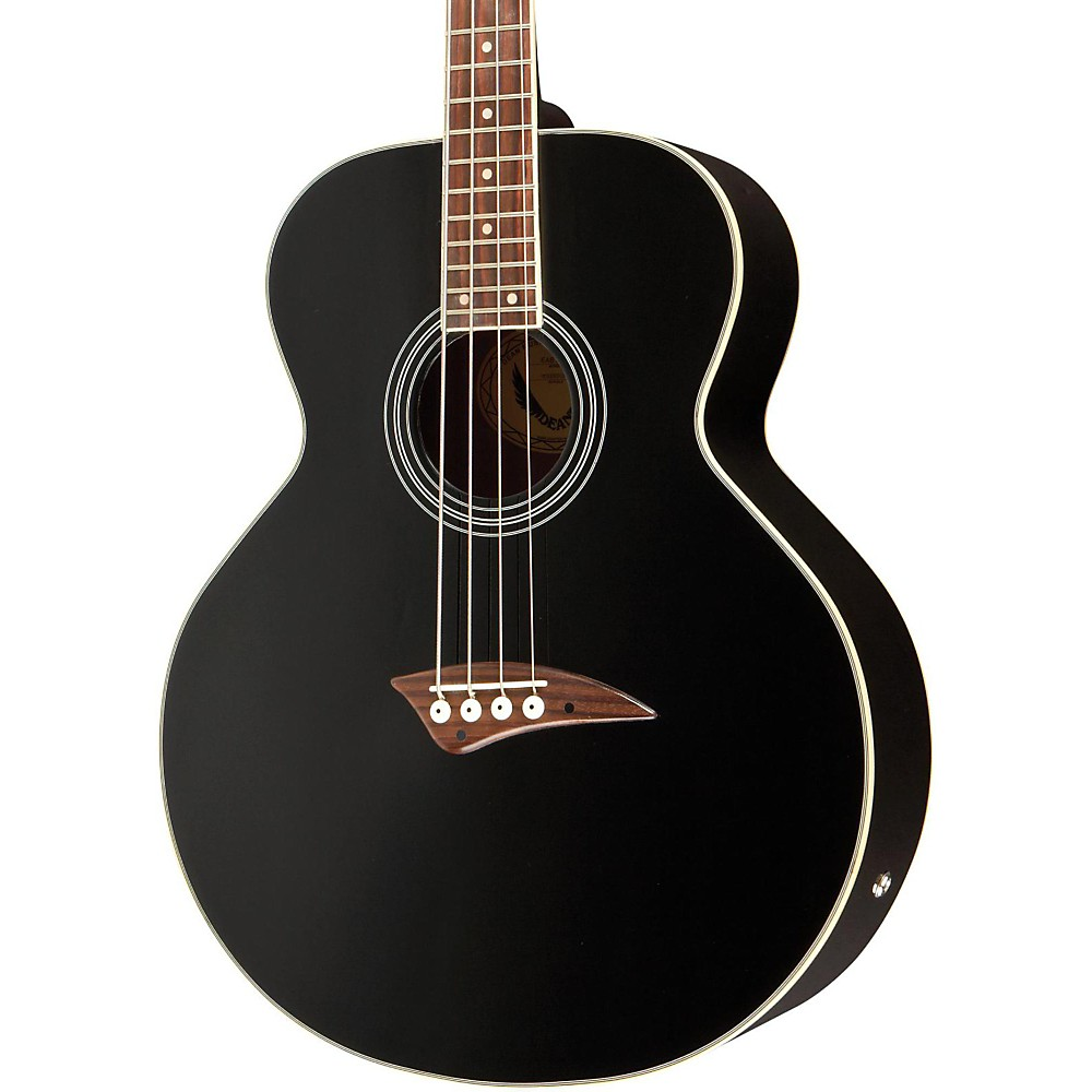 Dean Acoustic Electric Bass Classic Black by Dean