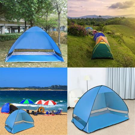 Portable Pop Up Beach Tent Sun Shade Uv 50 Protection