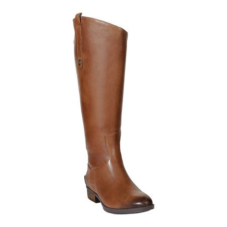 6537a598a Sam Edelman - Women s Sam Edelman Penny 2 Wide Calf Riding Boot -  Walmart.com
