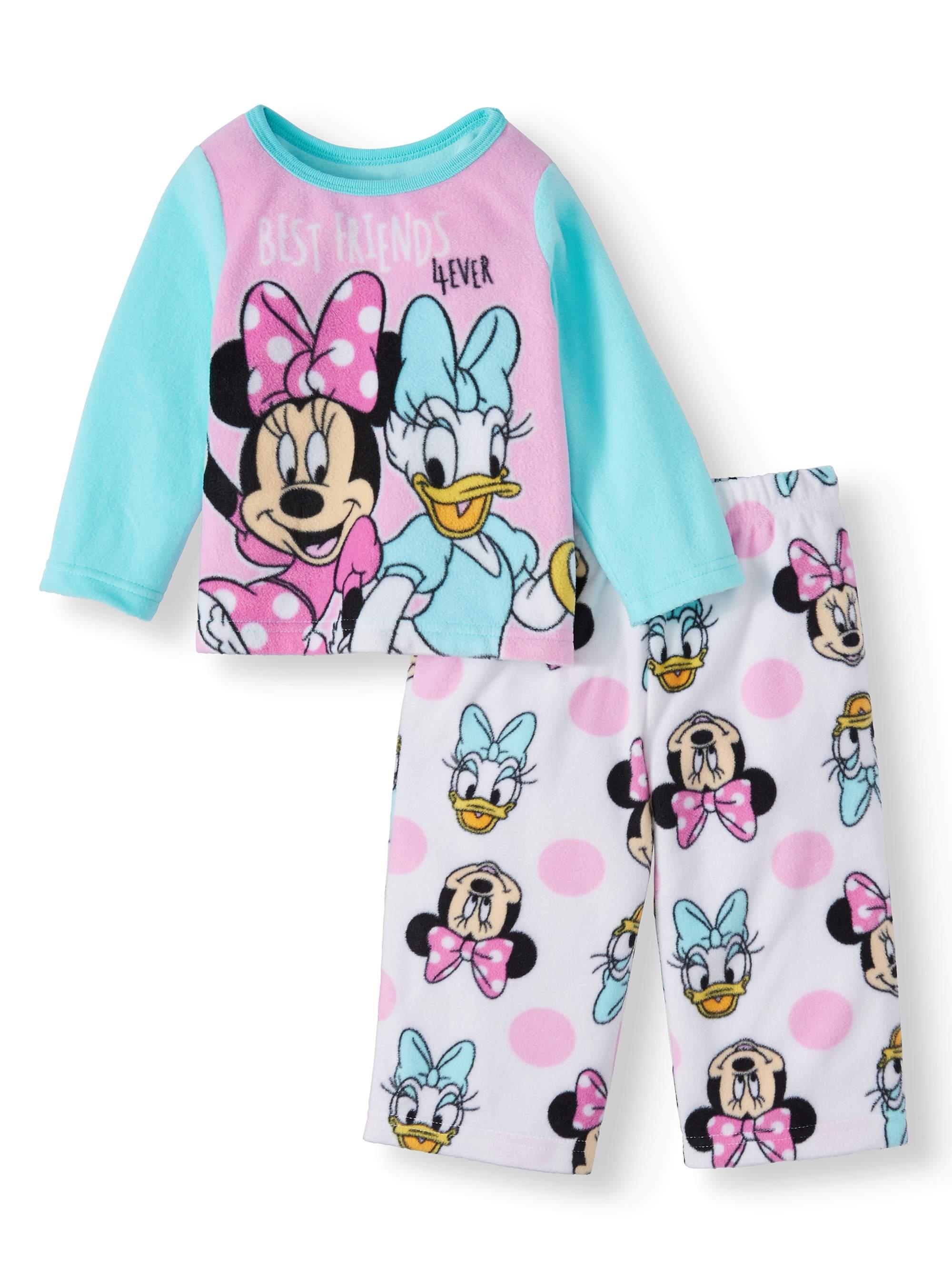 Seuss One Fish Two Fish Toddler Girls 2 piece Pants Pajamas Set K183951SE Dr