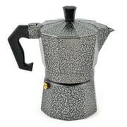 Chinook Granite Espresso Coffee Maker, 3-Cup