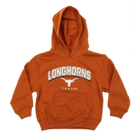 NCAA Youth / Kids Texas Longhorns Promo Pullover Fleece Hoodie, Orange