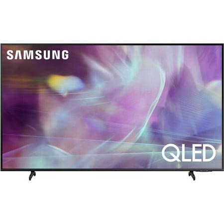SAMSUNG 70-Inch Class QLED Q60A Series - 4K UHD Dual LED Quantum HDR Smart TV with Alexa Built-in (QN70Q60AAVXZA, 2021 Model)