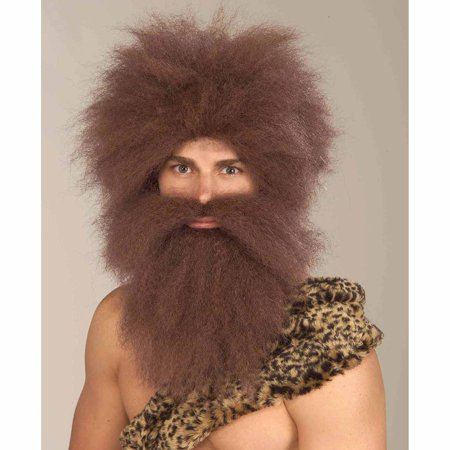 Caveman Set Adult Halloween Costume Accessory