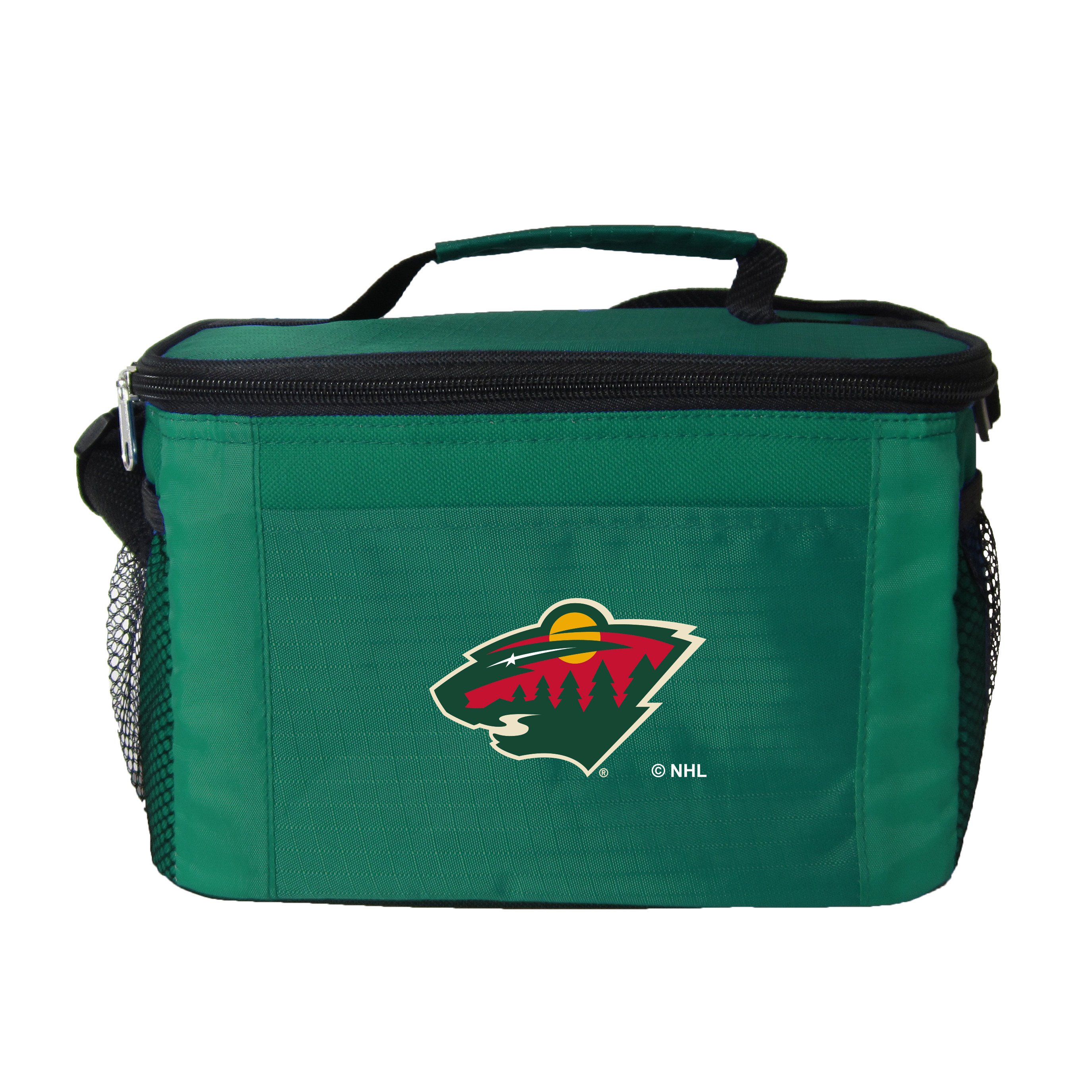 NHL Minnesota Wild 6 Can Cooler Bag