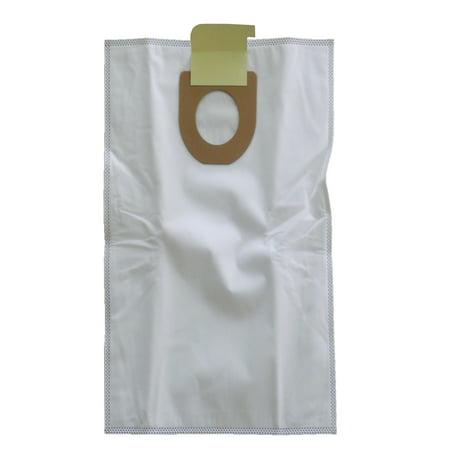 Hoover HEPA Allergy Type Y Bags WindTunnel Upright Vacuum Cleaners 3 Pack 43655109 4010100Y 4010801Y (Best Hepa Filter Vacuum For Allergies)