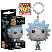 Funko POP! Keychain Animation Rick and Morty Rick Vinyl Figure