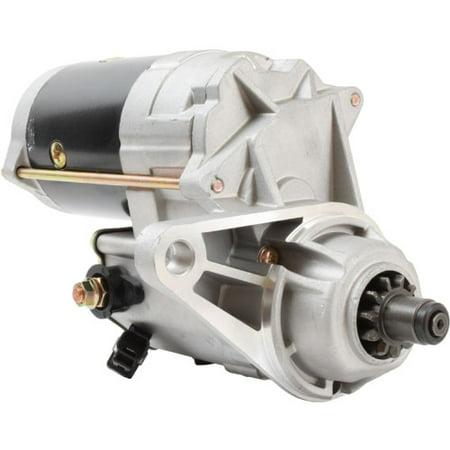 DB Electrical SND0633 STARTER for Chevy/GMC Medium & Heavy Duty Trucks Tiltmaster W4 W5 W3500 W4500 W5500 Isuzu Engine 4.8L-4HE1 Engine, Isuzu 3.9L -4BD2 Engine /Isuzu NPR NQR
