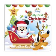 Disney Baby My First Christmas (Board Book)