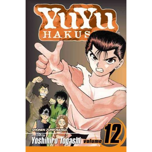 YuYu Hakusho 12: The Big Showdown!