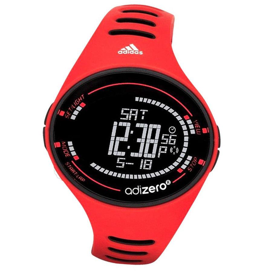 Adidas Adizero Quartz Black Dial Unisex Watch ADP3512 by