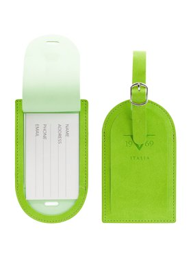 60911d68b4 Product Image Alessandro Versace Luggage Tags   Card Holder - Set of 2. V19.69  Italia