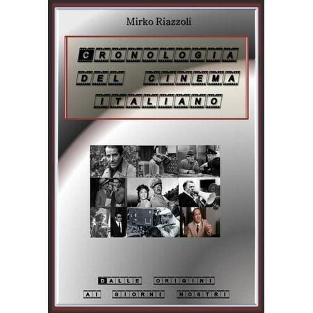 Cronologia del cinema italiano dalle origini ai giorni nostri - eBook](Film Halloween Italiano)