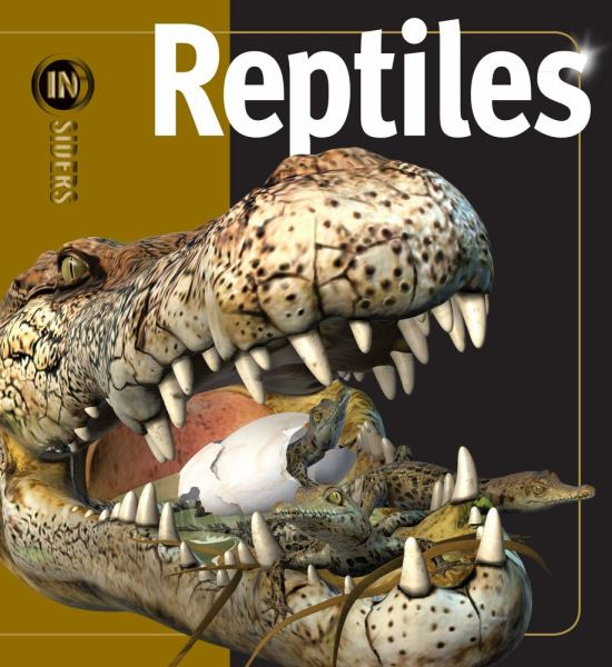 Reptiles (Part of Insiders) By Mark Hutchinson - image 1 de 1