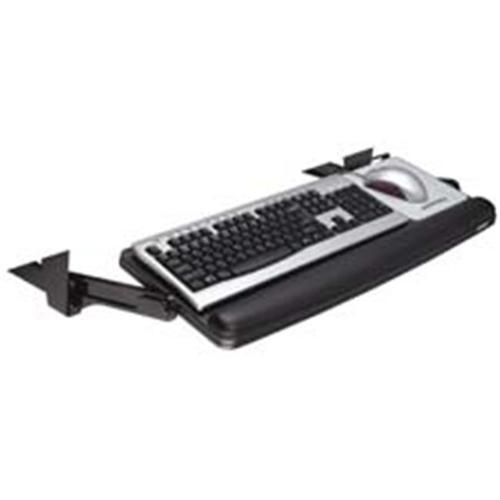 3M MMMKD90 Underdesk Keyboard Drawer- Adjustable- 23in.x1...