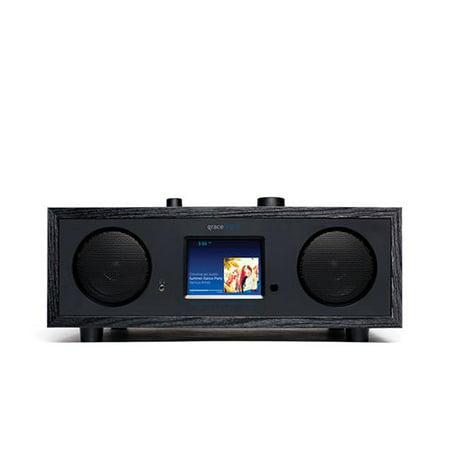 Grace Digital Audio WHA7501 Encore Plus Ir With Chromecast - Black (Encore Audio)