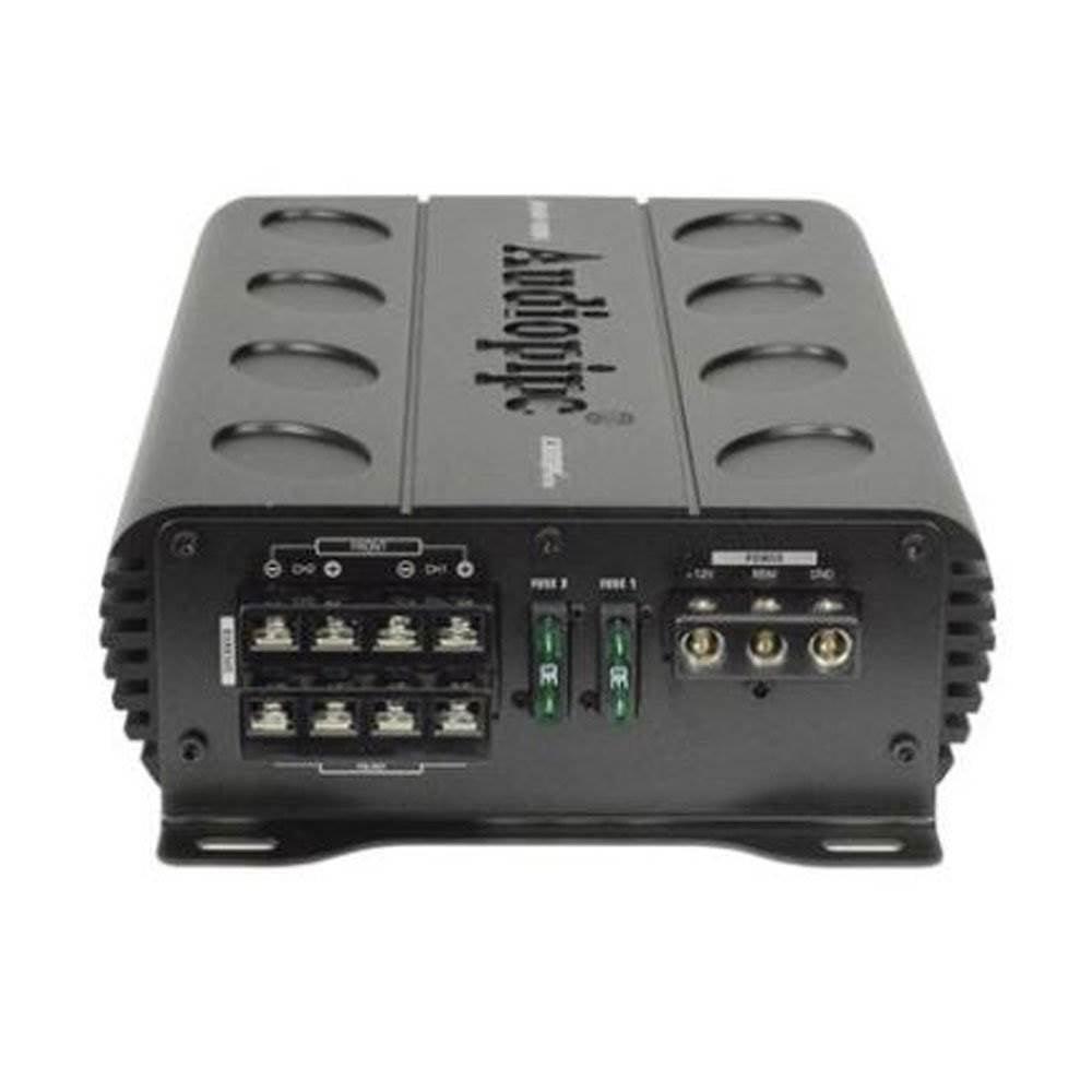 Audiopipe APMI4095 Mini Amplifier 4 Channel 1300 Watts Max