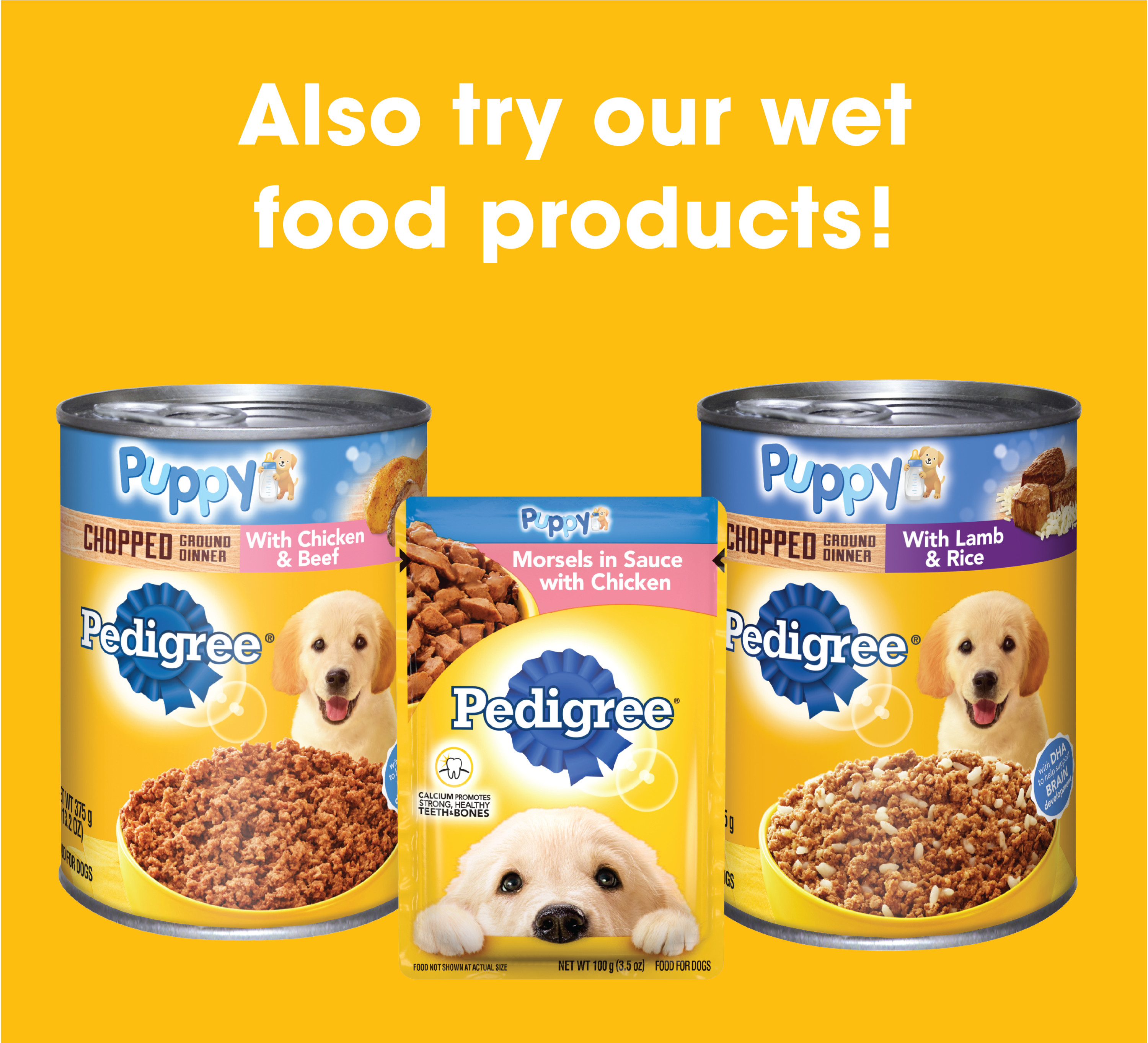 Pedigree Puppy Growth Protection Dry Dog Food Chicken Vegetable
