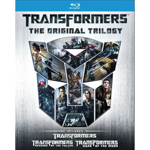 Transformers: The Original Trilogy (Blu-ray) (Widescreen)