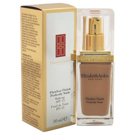 - Elizabeth Arden Flawless Finish Perfectly nude Makeup Broad Spectrum Sunscreen SPF 15 - Amber 12