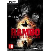 Rambo The Video Game ( PC ) You get to win this time... (Win 8/7/XP)